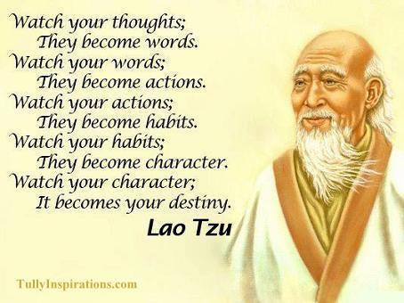 INSPIRE .. Lao Tzu